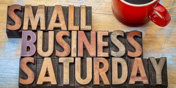 Small Business Saturday Reminisce